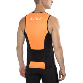 ORCA SwimRun orange/svart